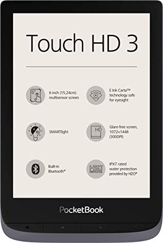 POCKETBOOK Touch HD3 Grå