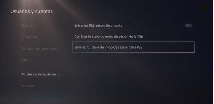 Come impostare una password utente PlayStation 5