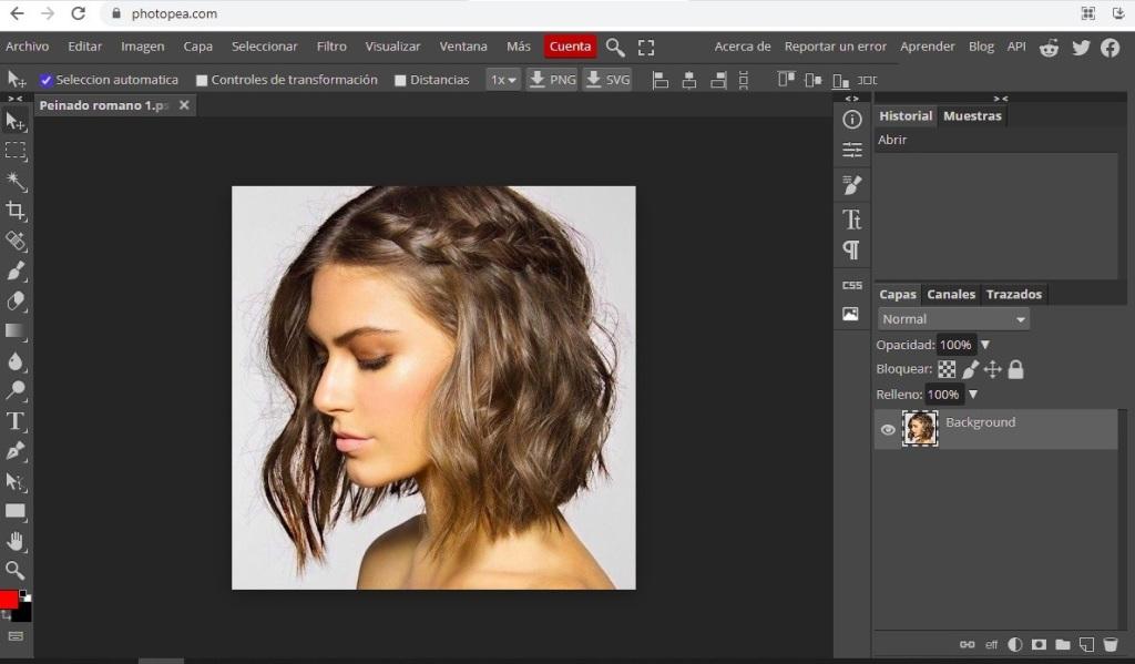 Comment éditer des fichiers Photoshop PSD en ligne